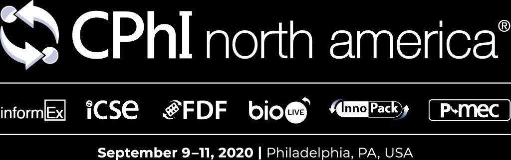 Alexanderwerk at CPhI North America – Philadelphia, September 9-11, 2020